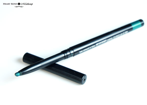 Mac Modern Twist Kajal Liner New Marine Review Swatches