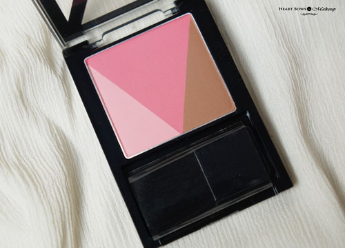 Maybelline V Face Blush Contour Review Price Buy India