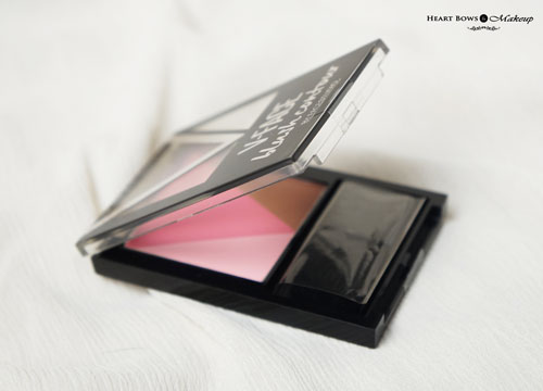 New Maybelline V Face Blush Contour Duo Review