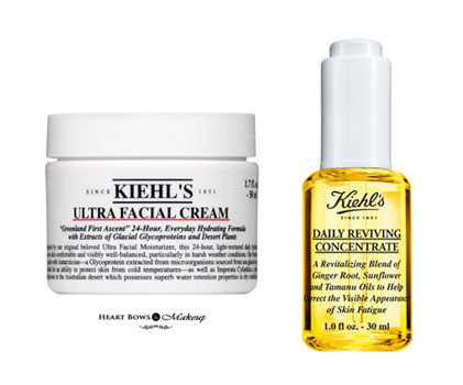 Top 10 Kiehls Must Haves For Dry Combination Skin