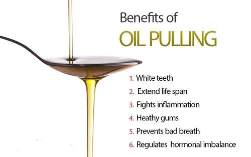 Benefits Of Oil Pulling Teeth