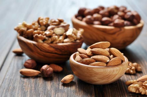 Best Foods And Nuts For Hair Loss Recovery