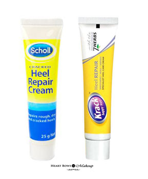 Best Foot Cream In India For Dry Feet Cracked Heels