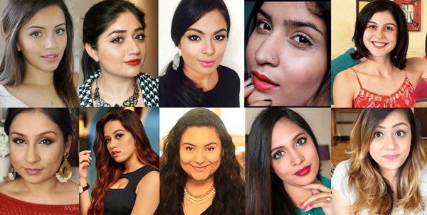 Best Indian Beauty Youtubers Channels For Makeup Tutorials