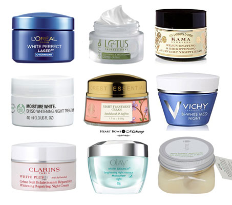 Best Night Cream For Fair Glowing Skin In India Top 10