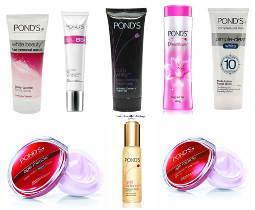 Best Ponds Products India For Dry Oily Skin Top 10