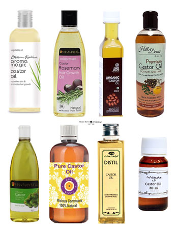 Natural Castor Oil For Hair Growth  OM Hair
