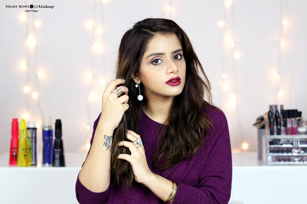 Indian Beauty Blogger Bblunt Anti Frizz Leave In Cream