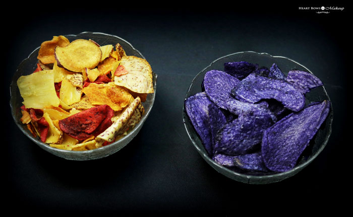 Terra Chips Mediterranean Blues Review Buy Online India