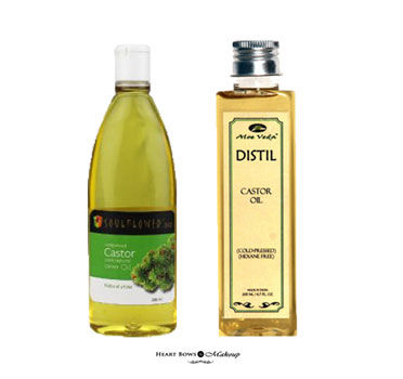 Best Castor Hair Oil Brand For Hair Growth In India