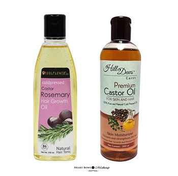 Best Castor Oil Brand India For Hair Regrowth
