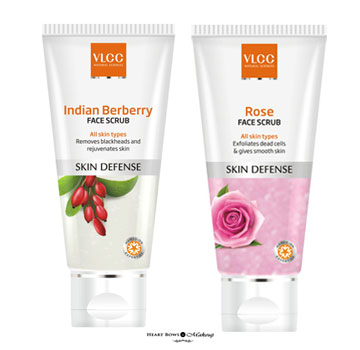 Best Face Scrubs For Blackheads Vlcc India