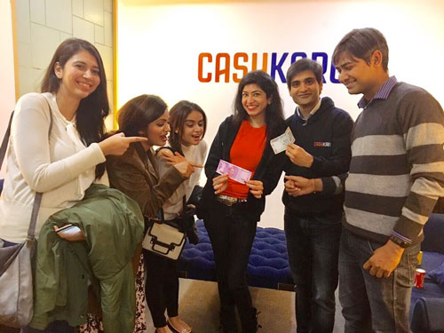 Cashkaro Bloggers Meet