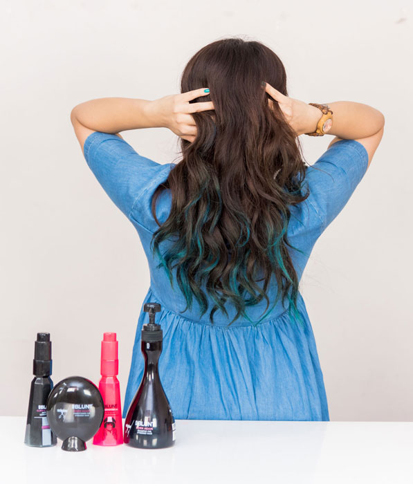 How To Care For Wavy Indian Hair