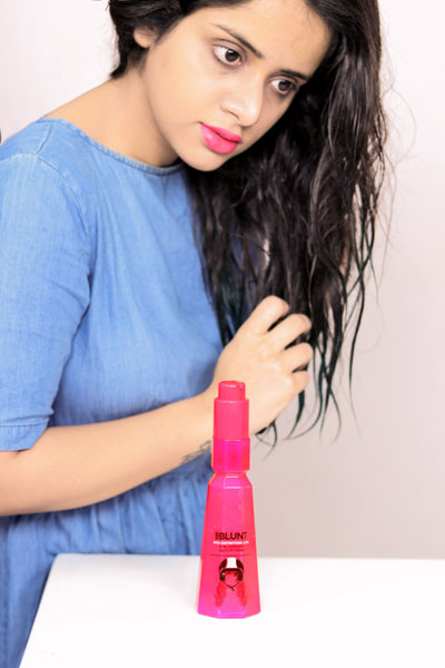 Best Indian Haircare Brands Products Wavy Dry Hair
