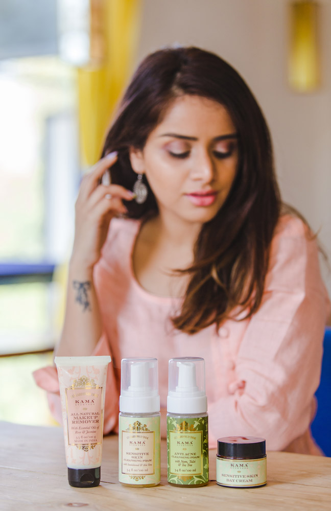 Best Kama Ayurveda Products For Acne Pimples