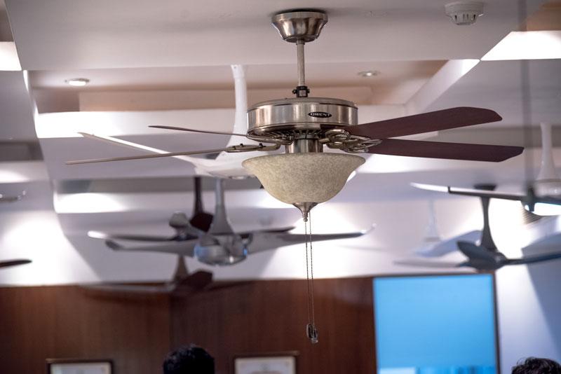 Orient Fan Plant Faridabad