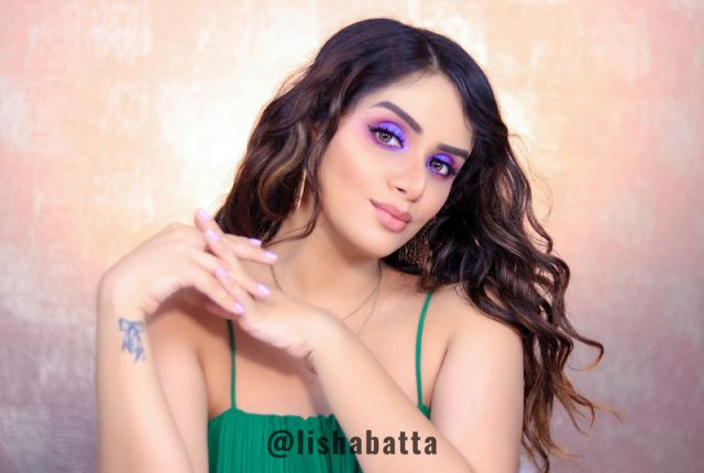 Lisha Batta Best Indian Beauty Youtuber